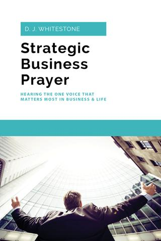 Strategic Business Prayer Book FRONT Cover